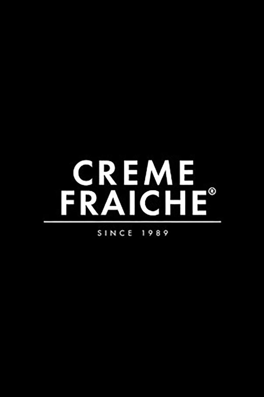 Hvid kjole i chiffon